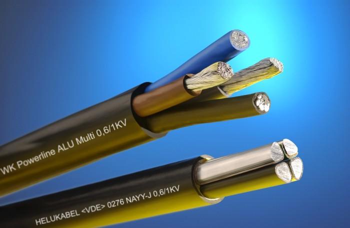 Katalog Aluminiumkabel und Aluminiumleitungen | HELUKABEL Schweiz